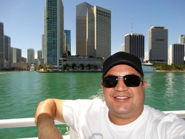Georgevan Ferreira Santos, dono das 'cooperativas'
