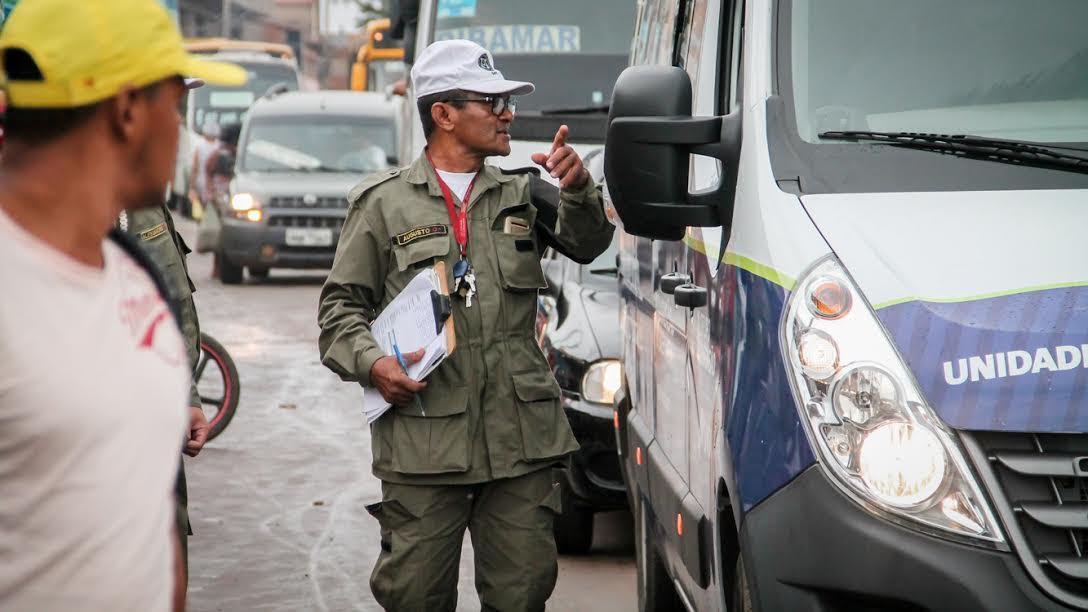 Valorizada, Guarda Municipal é presença constante nas ruas de São José de Ribamar