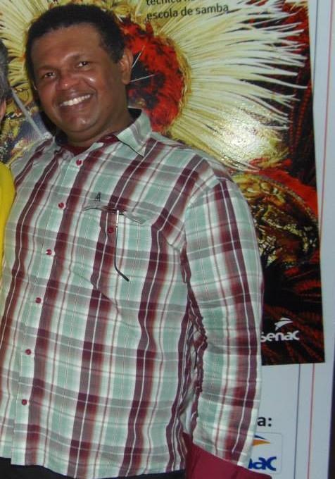 Diretor Geral da CMSL, Itamilson Corrêa Lima.
