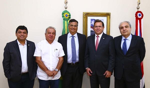 Alto Alegre do Pindaré: Prefeito se reúne com governador na busca de parcerias para o município