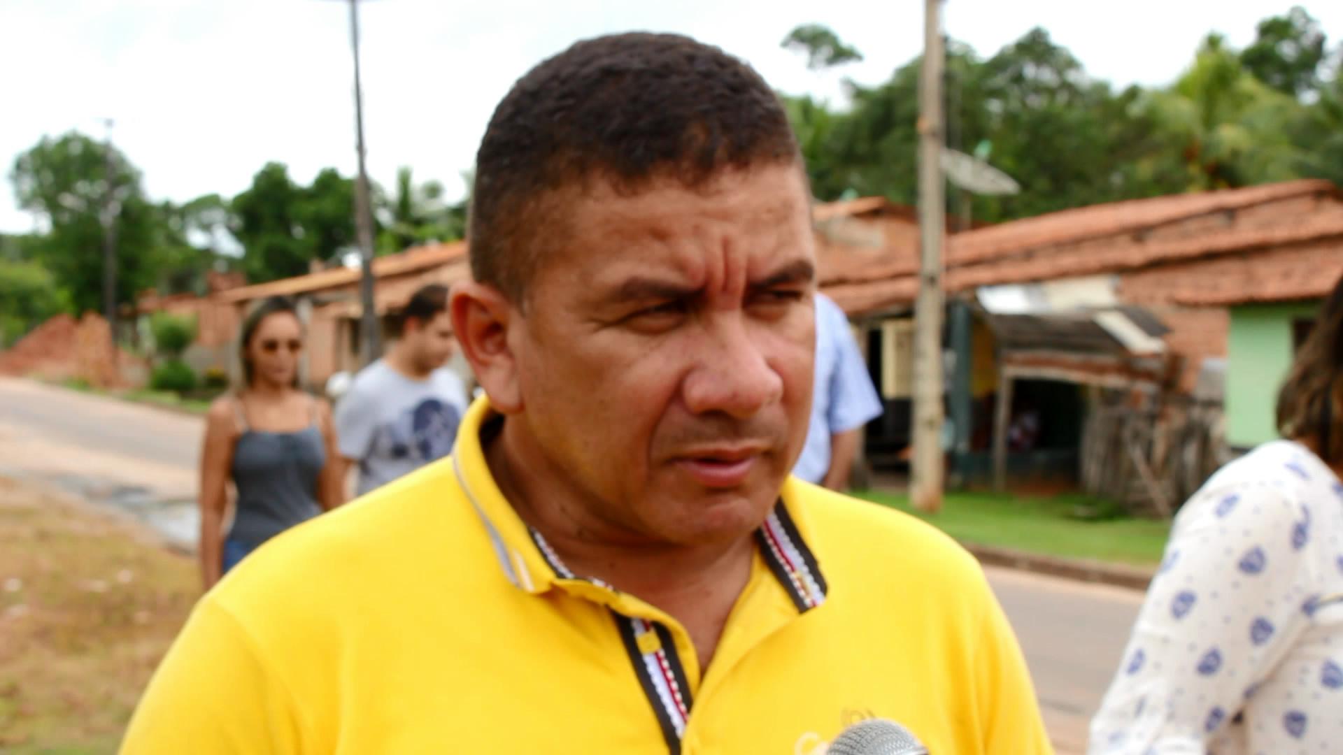 Prefeito Valmir Alves Ricardo pode responder por improbidade administrativa.