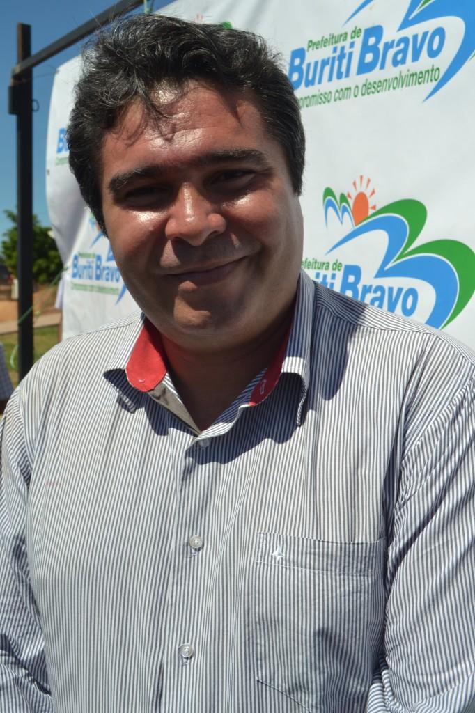Prefeito de Buriti Bravo, Cid Pereira da Costa
