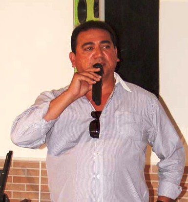Ex-prefeito Amarildo Costa.