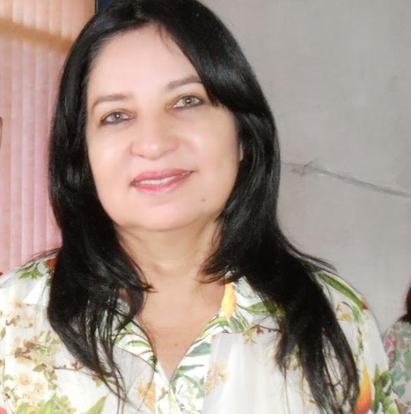 Ex-prefeita de Presidente Dutra, Irene de Oliveira Soares.