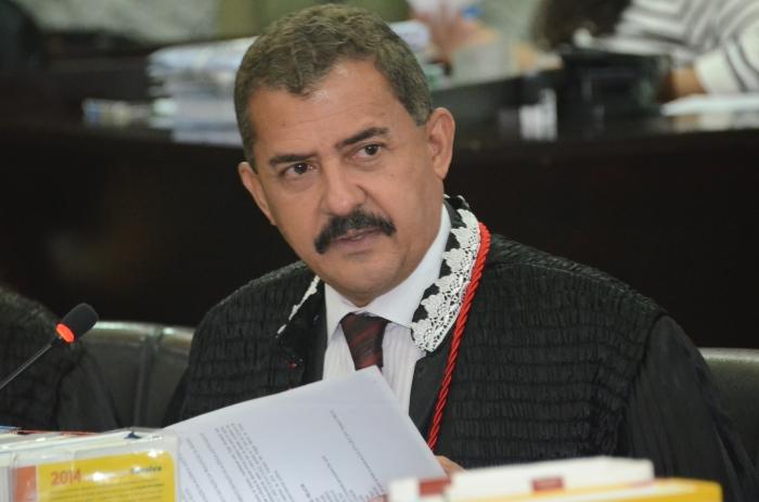 Desembargador e Presidente do TJMA, José Joaquim Figueredo