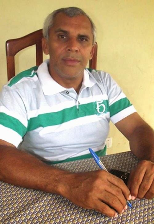 Francisco Nunes da Silva, ex-prefeito do município.