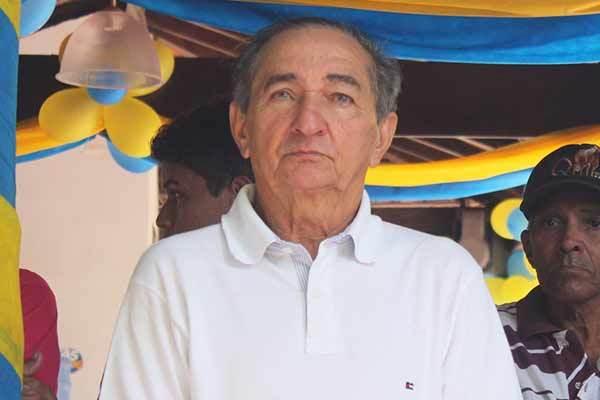 Prefeito João Cândido Dominici.