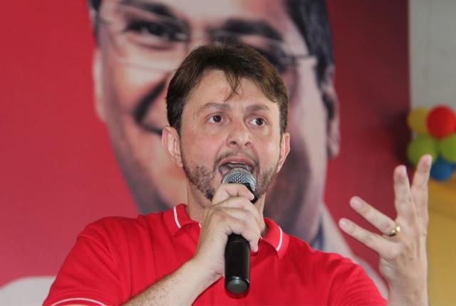 Médico e pré-candidato a deputado estadual Leonardo Sá.