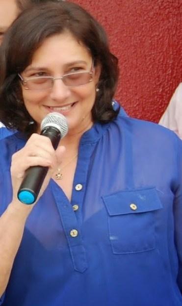 Ex-prefeita Iara Quaresma.