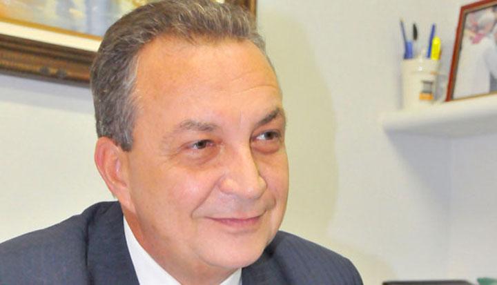 Prefeito Luis Fernando Silva.