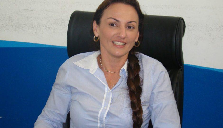 Ex-prefeita de Bom Jesus das Selvas, Cristiane Damião.