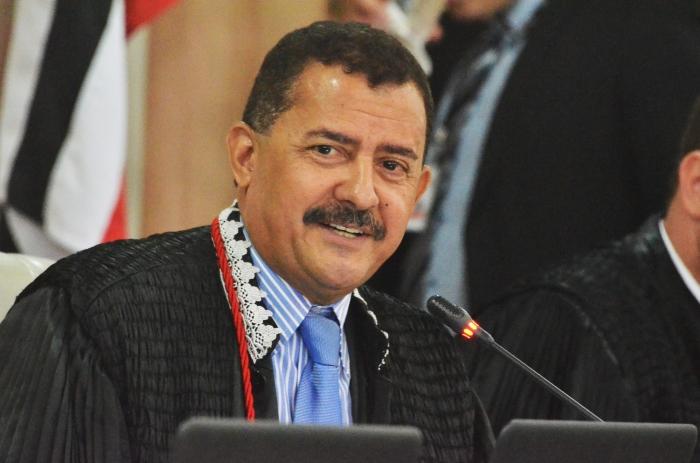 Presidente do TJMA, Desembargador José Joaquim.