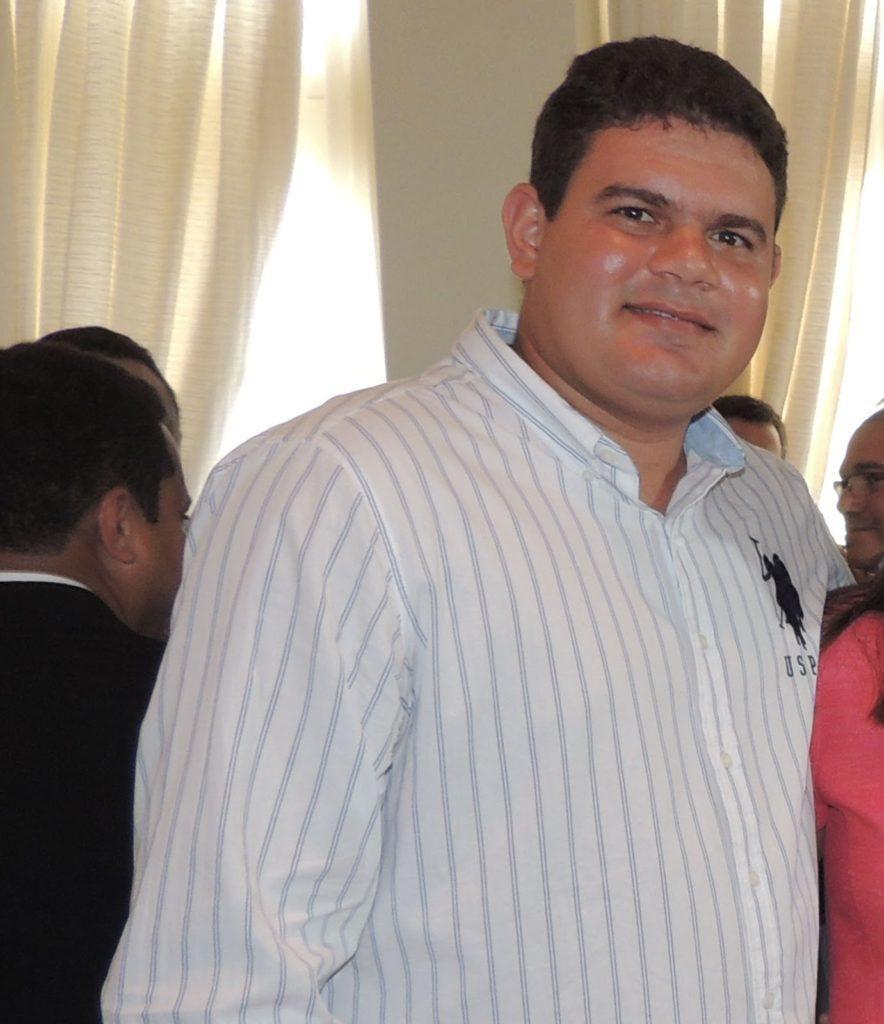 Ex-prefeito de São João do Caru, Jadson Lobo Rodrigues.