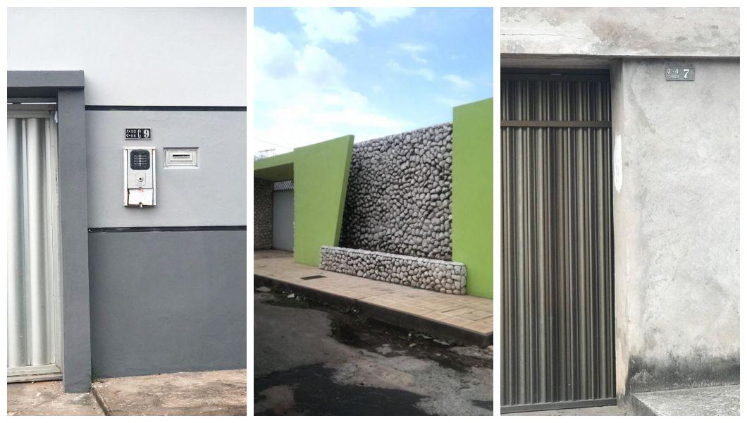 Na Quadra 4, Rua três, Nª 8, funciona apenas uma residência particular de cor verde.